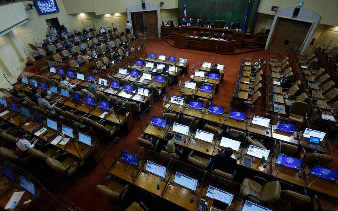 Diputadas y diputados aprueban extender el Estado de Catástrofe en Chile por la pandemia